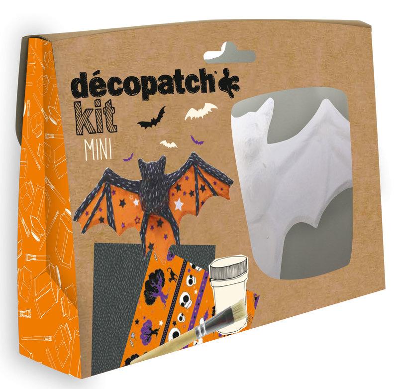 DECOPATCH Mini-kit chauve-souris 19cm