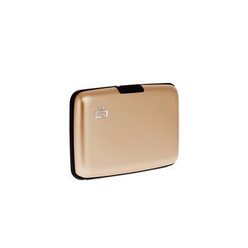 OGON Stockholm Unis Porte-cartes de crédit alu / Rose Gold