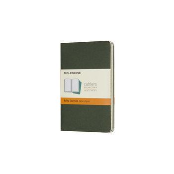 MOLESKINE Cahier format de poche ligné x3 - Myrte