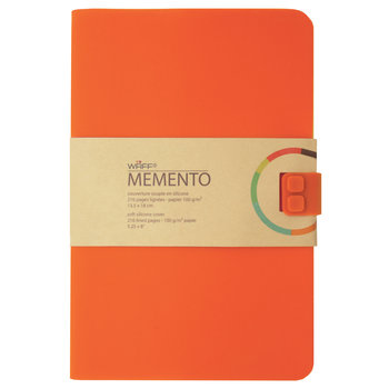 ALADINE Memento Journal A5 Burnt Orange
