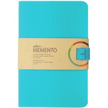 ALADINE Memento Journal A5 Tiffany Blue