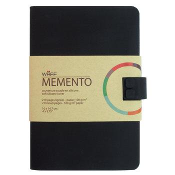 ALADINE Memento Journal A6 Black