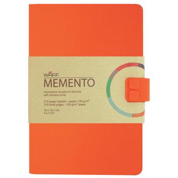 ALADINE Memento Journal A6 Burnt Orange