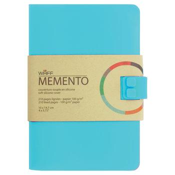 ALADINE Memento Journal A6 Tiffany Blue