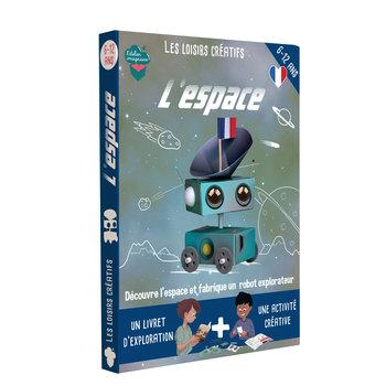 L'ATELIER IMAGINAIRE Kit créatif Espace