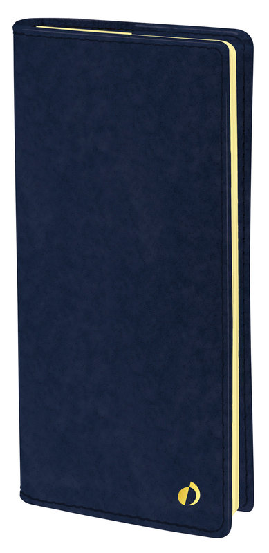 QUO VADIS Agenda Civil Italnote S Wild rep semainier 8,8x17cm marine