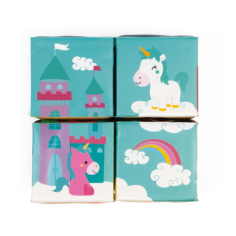JANOD 4 Cubes De Bain