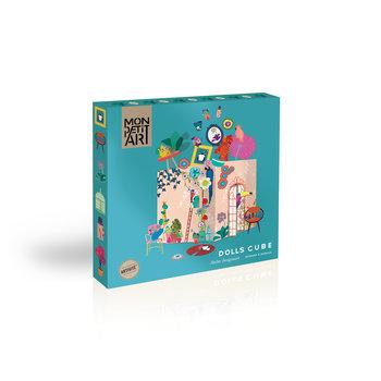 MON PETIT ART Dolls Cube, Atelier Imaginaire maison de poupée