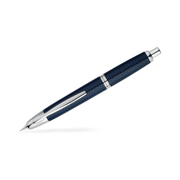 PILOT CAPLESS Finitions graphites - bleu plume moyenne