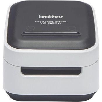 BROTHER Brother VC-500W - imprimante d'étiquettes - couleur - thermique directe