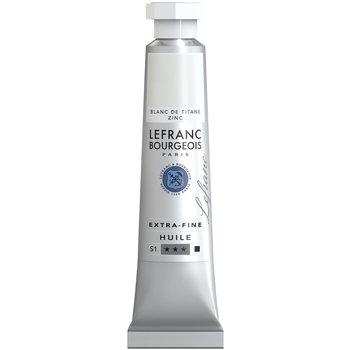 LEFRANC BOURGEOIS Huile Lefranc 20Ml Blanc De Titane Zinc
