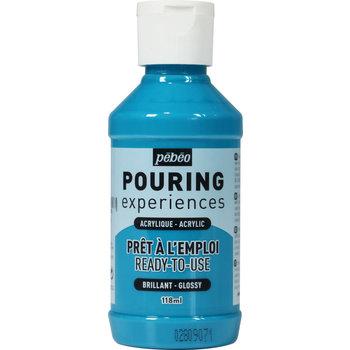PEBEO Pouring Experiences Flacon 118ml Turquoise