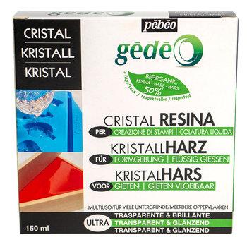 PEBEO Kit résine Cristal bio 150ml