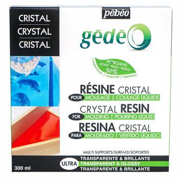 PEBEO Kit resine Cristal bio 300ml