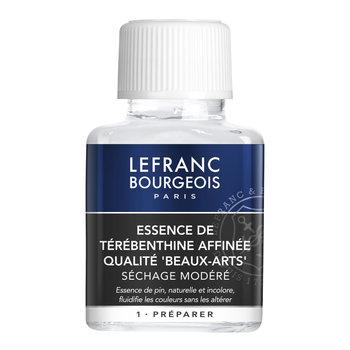 LEFRANC BOURGEOIS Additif Terebenthine Affinee 75Ml