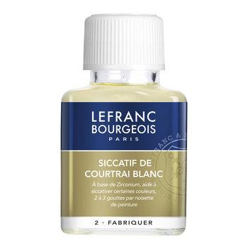 LEFRANC BOURGEOIS Additif Siccatif De Courtrai Blanc 75Ml