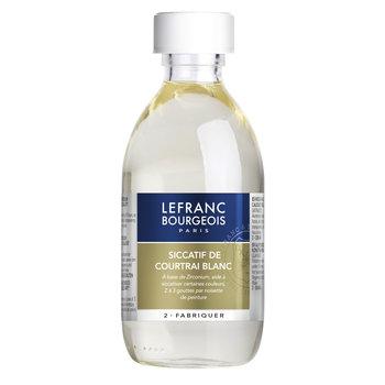 LEFRANC BOURGEOIS Additif Siccatif Blanc Flacon 250Ml