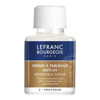 LEFRANC BOURGEOIS Additif Vernis Satine Tableau Anti Uv Fl 75Ml