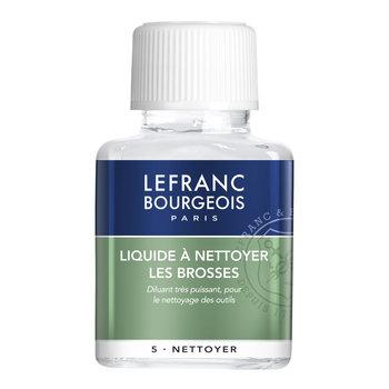 LEFRANC BOURGEOIS Additif Liquide A Nettoyer Les Brosses 75 Ml
