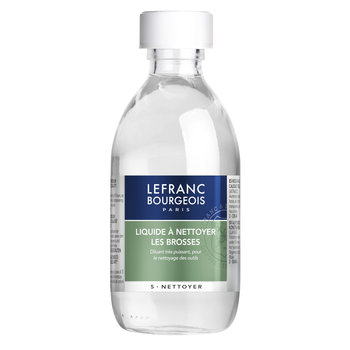 LEFRANC BOURGEOIS Additif Liquide A Nettoyer Les Brosses 250 Ml
