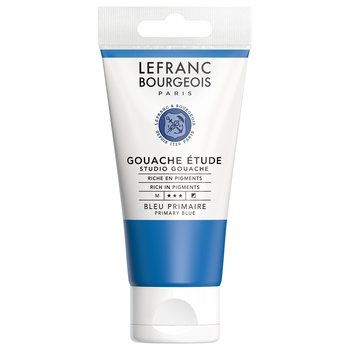 LEFRANC BOURGEOIS Study Gouache Colour 80Ml Tbe Bleu