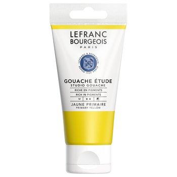 LEFRANC BOURGEOIS Study Gouache Colour 80Ml Tbe Jaune