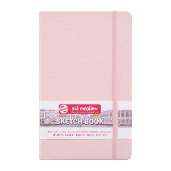 TALENSARTCREATION Sketchbook Pastel 13x21cm 140g 80 feuilles rose pâle