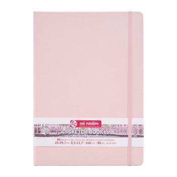 TALENSARTCREATION Sketchbook Pastel 21x30cm 140g 80 feuilles rose pâle