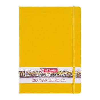 TALENS Sketchbook Pastel 21x30cm 140g 80 feuilles jaune d'or