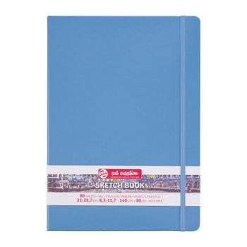 TALENSARTCREATION Sketchbook Pastel 21x30cm 140g 80 feuilles bleu lac