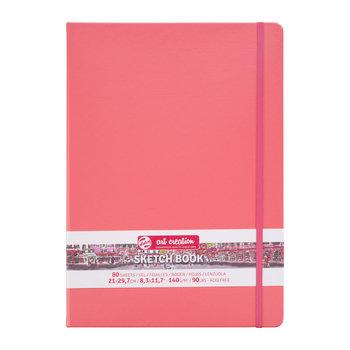 TALENSARTCREATION Sketchbook Pastel 21x30cm 140g 80 feuilles corail