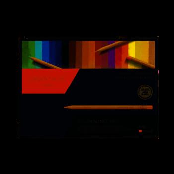 CARAN D'ACHE Luminance 6901® Boîte carton à 20 couleurs assortiment portrait
