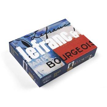 LEFRANC BOURGEOIS 300 Ans Coffret Cadeau Huile