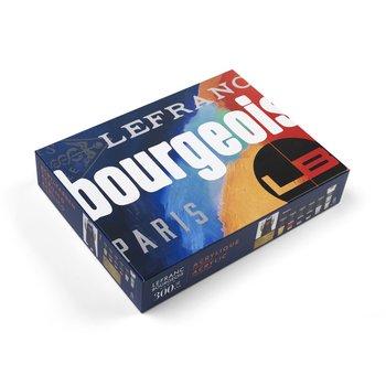 LEFRANC BOURGEOIS 300 Ans Coffret Cadeau Acrylique