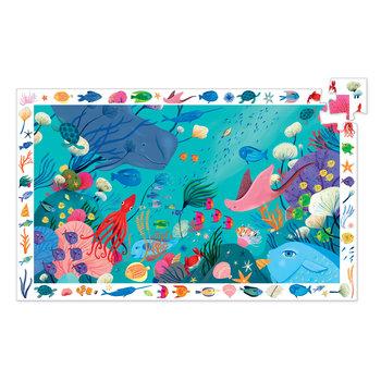 DJECO Puzzle observation Aquatique - 54 pcs