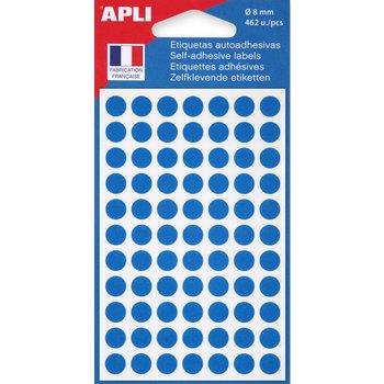 APLI Pastilles bleue Ø 8 mm 462 unités