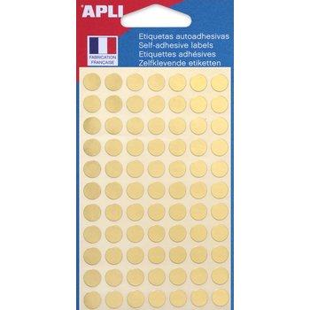 APLI Pastilles or Ø 8 mm 308 unités