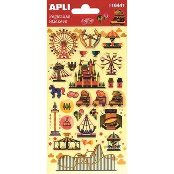 APLI Stickers Feria 1 feuille
