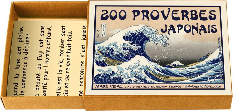MARC VIDAL 200 Proverbes Japonais