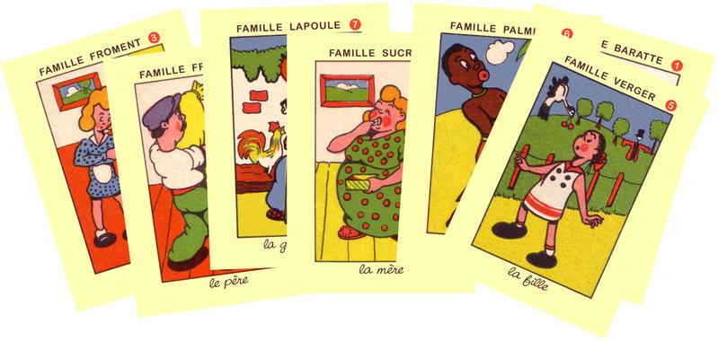 MARC VIDAL 7 Familles : A la Campagne