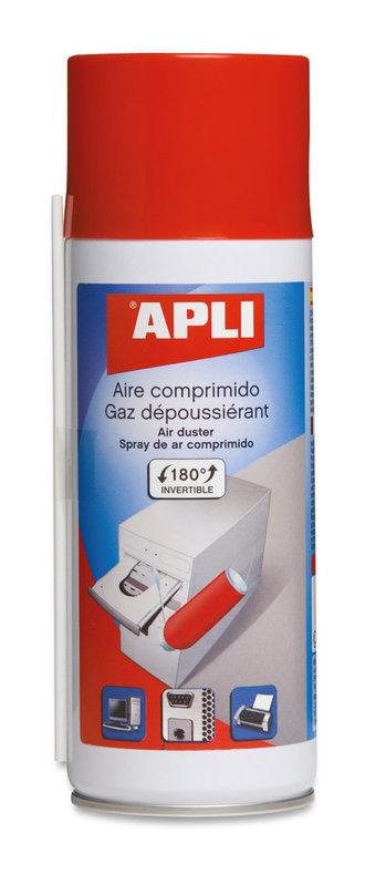 APLI Gaz dépoussiérant toutes positions 200 ml