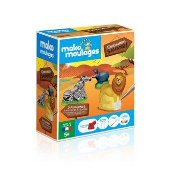 MAKO MOULAGES Destination savane - Coffret 3 moules