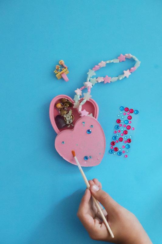 MAKO MOULAGES Mon atelier… Boite à bijoux