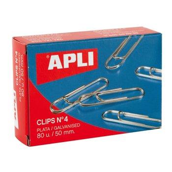 APLI Trombones argentés nº4 50 mm 80 unités