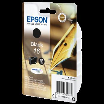 "EPSON Cartouche ""Stylo plume""  DURABrite Ultra T1621 Noir"