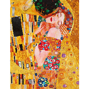 DIAMOND DOTZ Kit DIAMOND DOTZ® Le Baiser (Klimt)