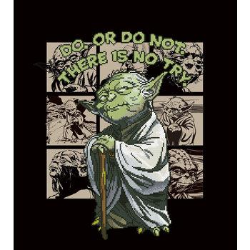 DIAMOND DOTZ Kit Star Wars Maître Yoda par DIAMOND DOTZ®