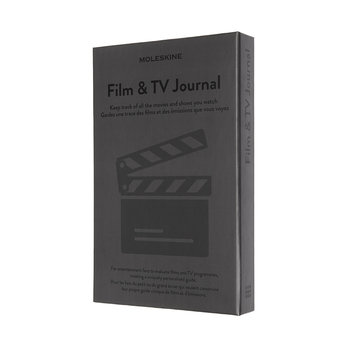 MOLESKINE Carnet passion - Films et télévision