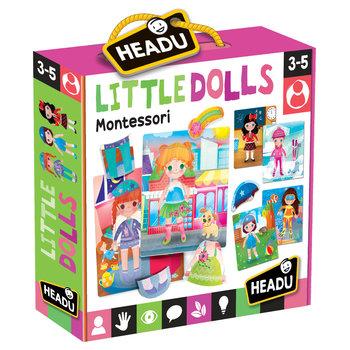 HEADU Montessori My Little Dolls