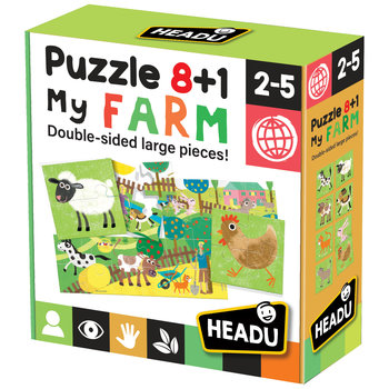 HEADU Puzzle 8+1 Farm